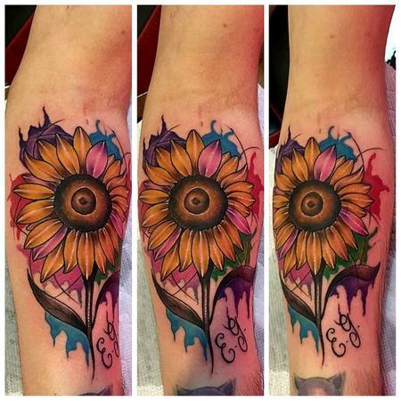 Carlos - Sun flower