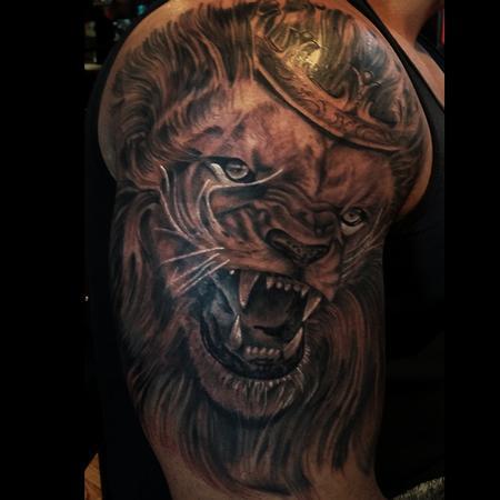 Manny Almonte - LION
