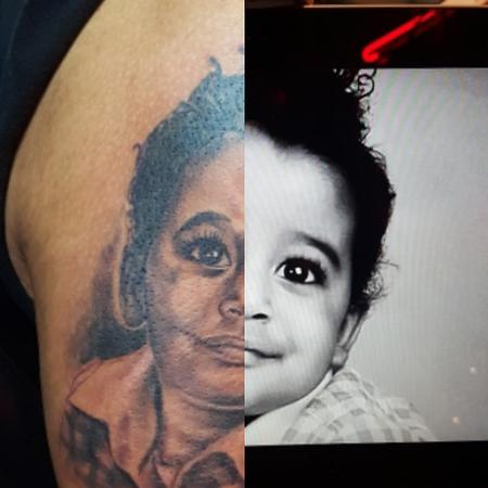 Manny Almonte - portrait