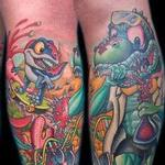 Tattoos - Dino Family - 119429