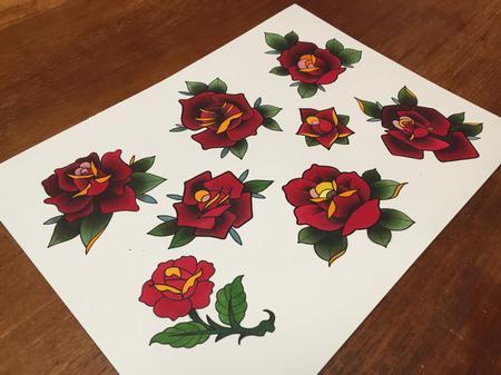 Adam Considine - Rose Flash