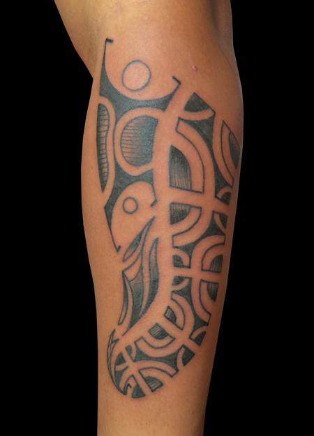 Adam Considine - Polynesian Body Armor