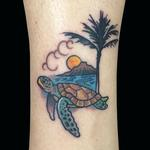 Tattoos - Hawaii Turtle - 137398