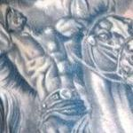 Tattoos - Boris Four Horsemen - 115202