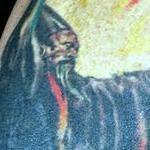 Tattoos - Frazetta Wizard - 115199