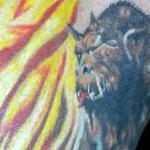 Tattoos - Frazetta Wizard - 115198