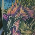 Tattoos - Japanese Phoenix Sleeve - 115185