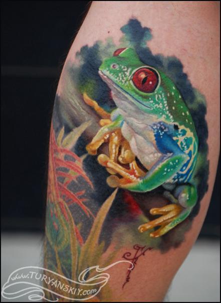 Oleg Turyanskiy - Frog