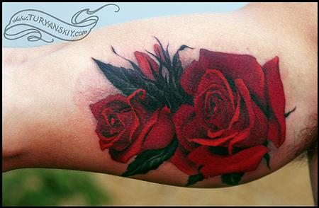 Oleg Turyanskiy - Roses