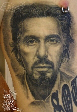 Tattoos - Al Pacino - 46767