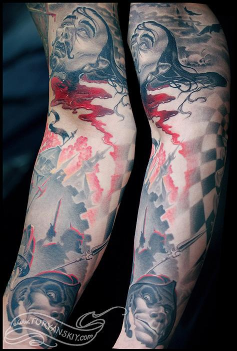 Tattoos - Main knight - 54618