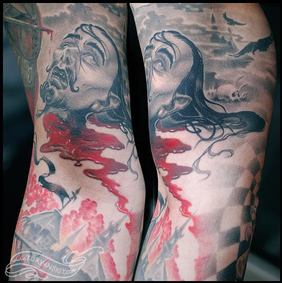 Tattoos - King - 54617