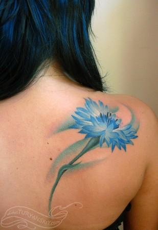 Tattoos - Cornflower - 46891