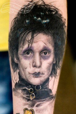 Tattoos - Edward scissor-hands - 46762