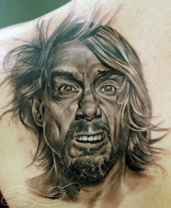 Tattoos - Iggy Pop  - 46779