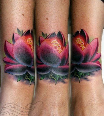 Tattoos - Lotus - 46845