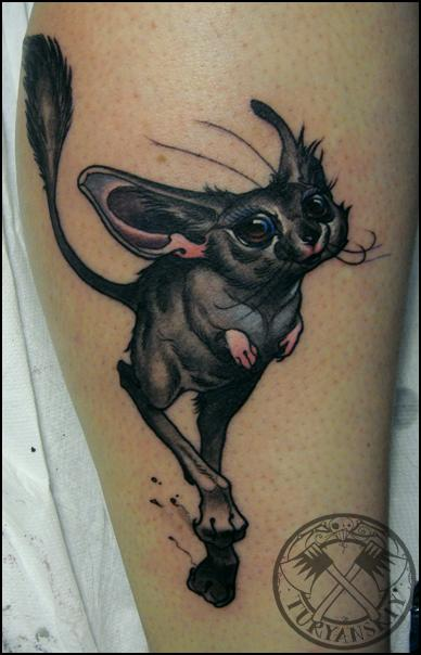 Tattoos - rodent mix - 89283