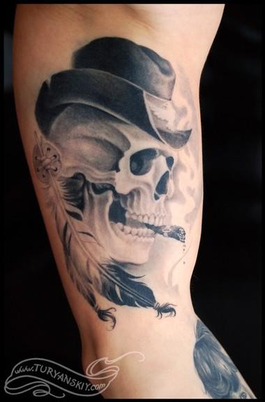Tattoos - Smoker - 51811