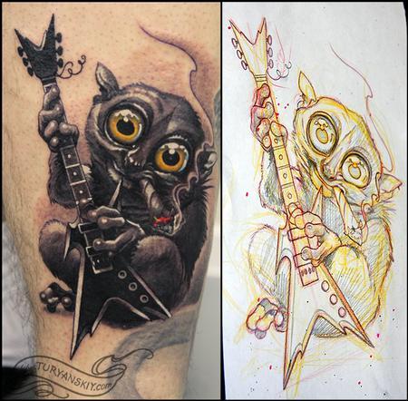 Tattoos - Tarsius - 71783