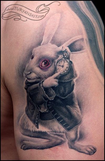 Tattoos - White Rabbit - 60277