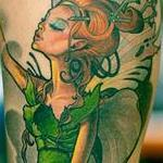 Tattoos - Fairy tattoo - 100729