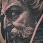 Tattoos - Zeus and eagle tattoo - 122630