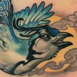 Tattoos - Jaybird tattoo - 100730