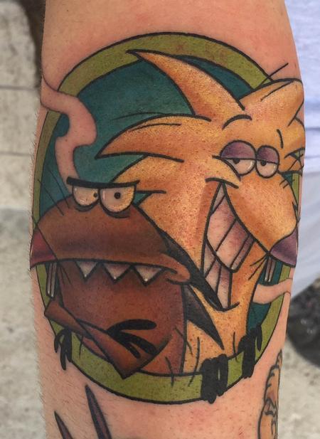 Tattoos - Angry Beavers - 134946