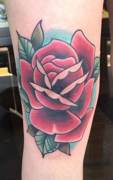 Tattoos - Rose Tattoo - 134943