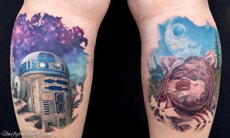 Tattoos - StarWars Collab - 129396