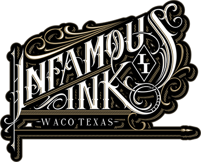 Infamous Tattoo Waco Texas
