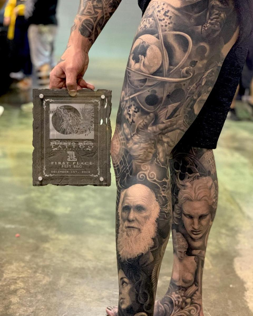 Puerto Rico Tattoo Convention