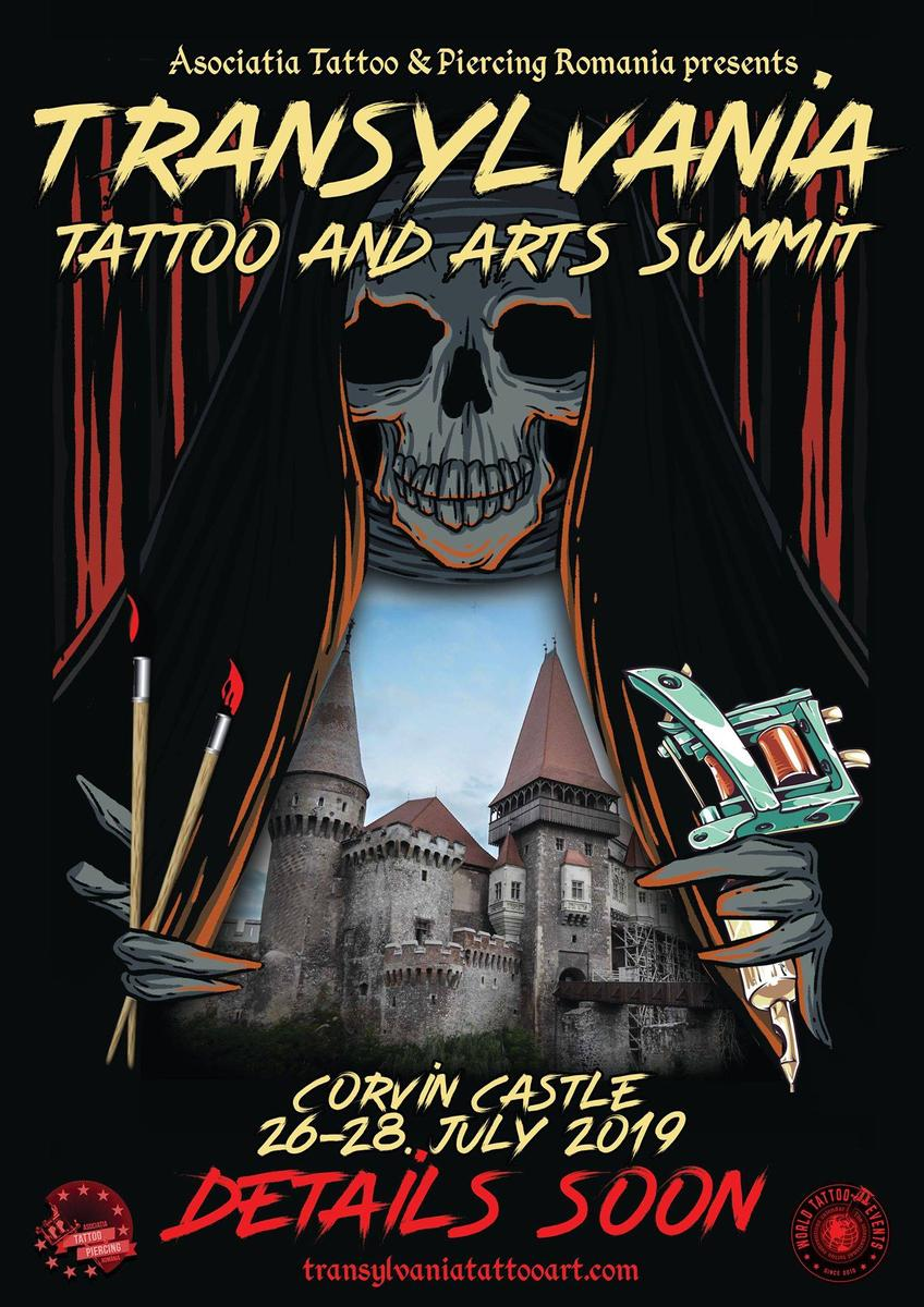 Transylvanian tattoo and art summit 2019