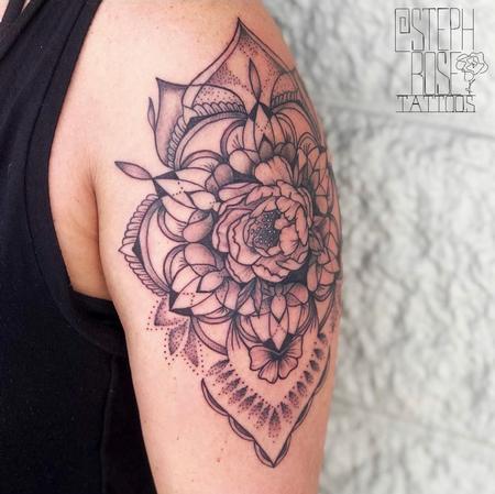 Tattoos - Mandala Madness  - 139704