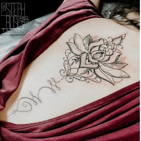 Tattoos - Ornate Lotus Flower Tattoo - 141250