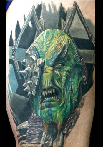 Tattoos - Sirus - 31908