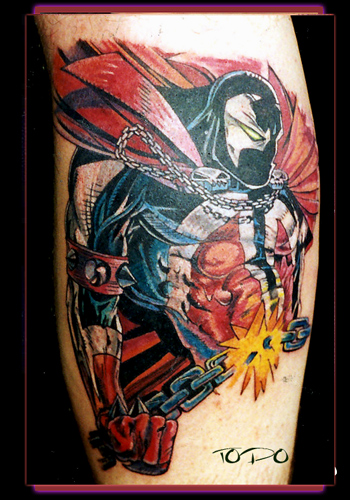 Tattoos - Spawn - 24482