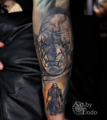 Tattoos - Azog - 131730