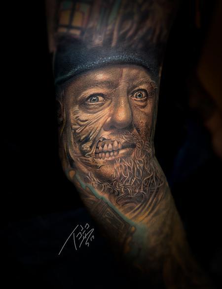 Tattoos - Barbossa - 131731