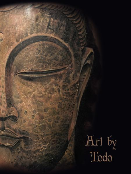Tattoos - Buddha  - 98239