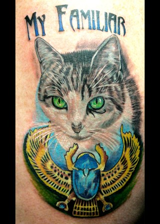 Tattoos - Kitty - 35771