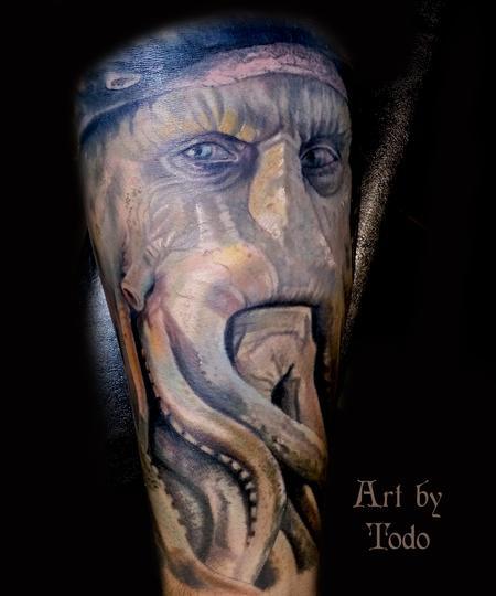 Tattoos - Davy Jones - 98240