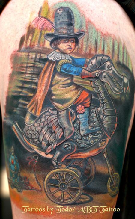 Tattoos - DODO Bird - 57384