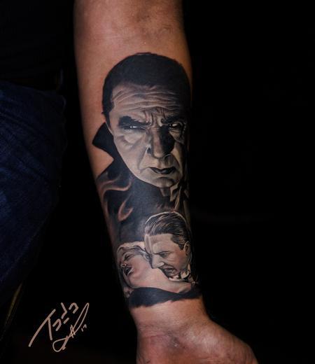 Tattoos - Bela Lugosi - 131738