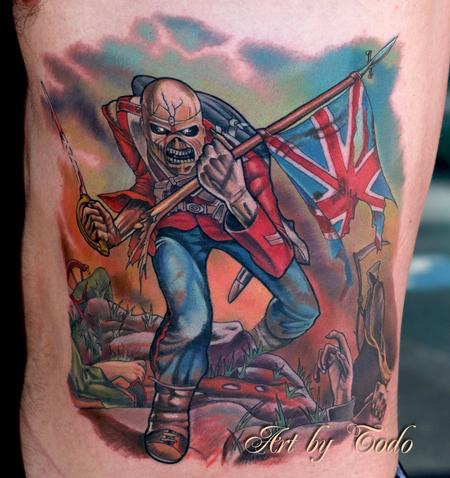 Tattoos - The Trooper - 84039