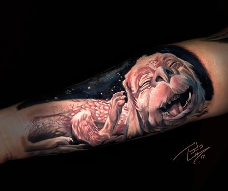 Tattoos - Falcor - 131766