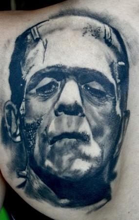 Tattoos - Frankenstein by Todo - 46413