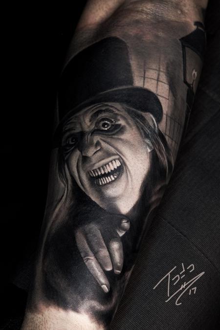 Tattoos - Lon Chaney - 131737