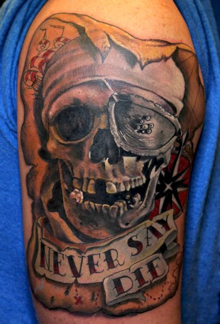 Tattoos - one eye Willie - 82355