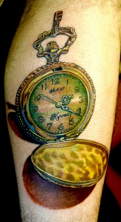 Tattoos - Time piece - 41739